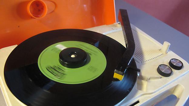 Von der Vinyl-Single «Brucerai» gibt es gerade mal 518 Stück.