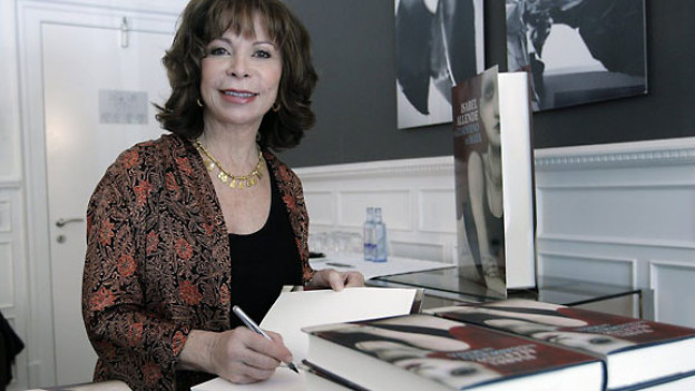 Isabel Allende feiert heute ihren 70. Geburtstag.