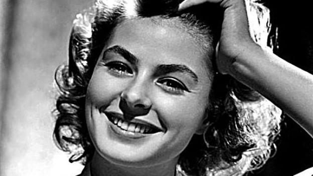 Publicity-Foto von Ingrid Bergmann für «Gaslight». Für ihre Rolle im Film erhielt sie den Oskar als «Beste Darstellerin».
