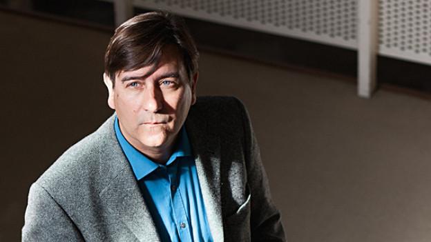 Der Basler Schriftsteller Alain Claude Sulzer ist ein hervorragender Menschen-Beobachter.