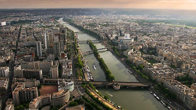 Geht in Paris immer schön «eins nach dem andern»?