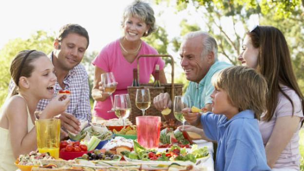 Gesund und mit Freude essen stehen im Zentrum einer Ernährungsberatung.