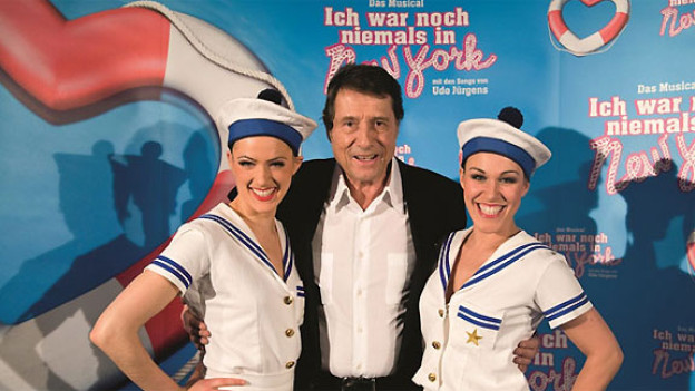 Udo Jürgens hat das Musical von Anfang an begleitet. Er freut sich darüber, dass es bald in Zürich zu sehen ist und meint: «Das Musical ist wie meine Lieder: Mitten aus dem Leben!»