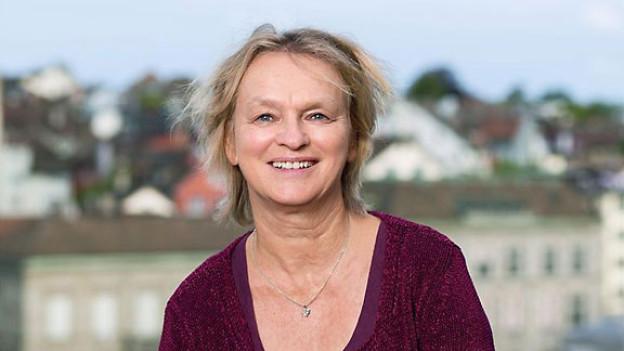 Elke Heidenreich, Schriftstellerin und Literaturkritikerin.
