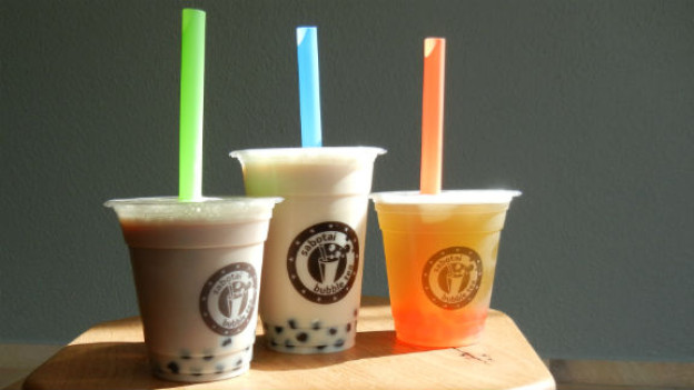 Erfrischend oder stopfend: Bubble Teas können eine halbe Mahlzeit ersetzen.
