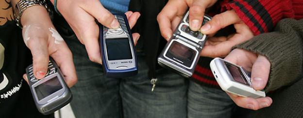 Heutzutage gilt es fast schon als exotisch, kein Handy zu haben.