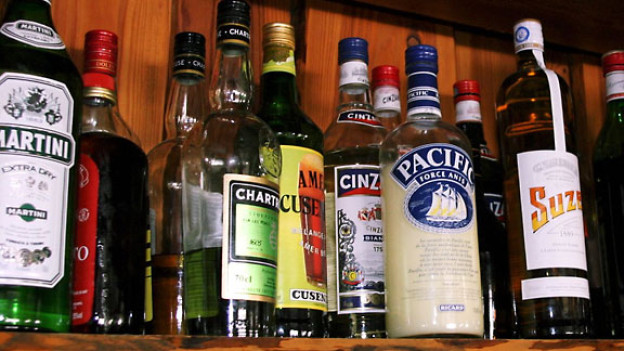 Spirituosen unterliegen einer saftigen Steuer.