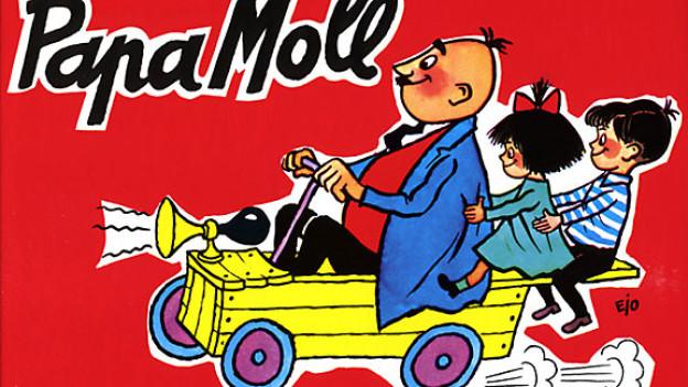 Papa Moll, Band 1.