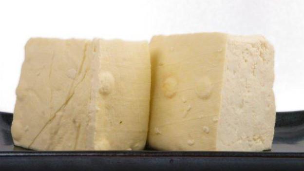 Tofu ohne Gewürze oder Sauce schmeckt nicht.