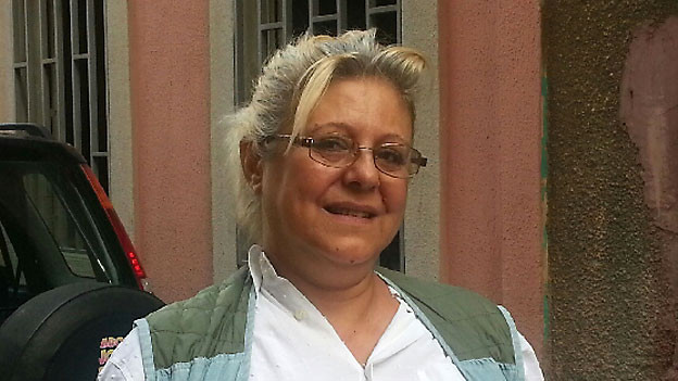 Jeanne dArc Saad kümmert sich um syrische Flüchtlinge in Beirut.