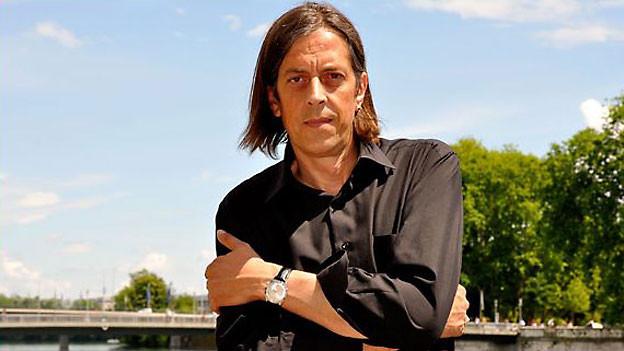 Pedro Lenz, geboren 1965 in Langenthal.