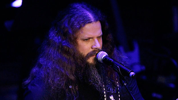 Jamey Johnson an der Academy of Country Music Honors show in Nashville.