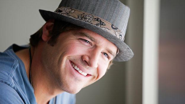Newcomer in der Country-Musikszene Jerrod Niemann.