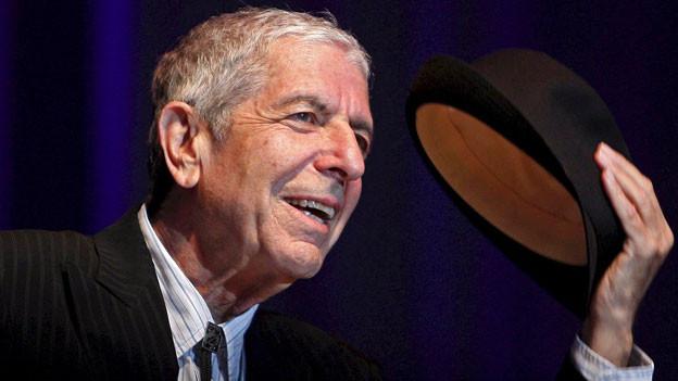 Die Musikjournalistin Sylvie Simmons ist der lebenden Legende Leonard Cohen auf den Grund gegangen.