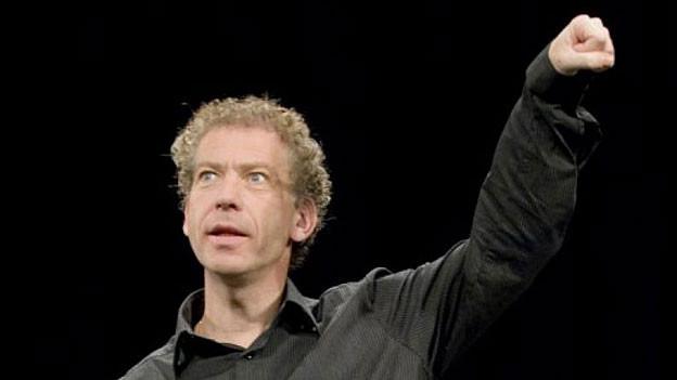 Lorenz Keiser mit dem Programm «Affentheater» 2007/2008