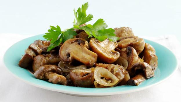 Wer Pilze verträgt, kann täglich davon essen.