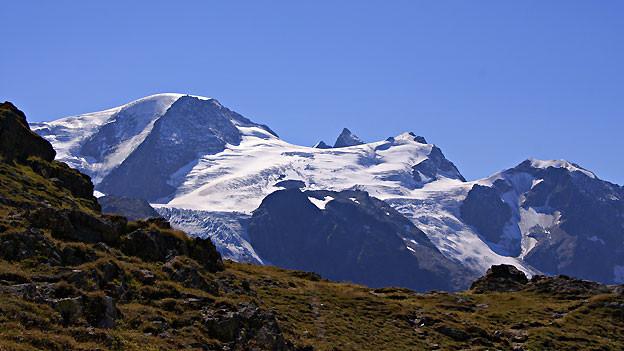 Wie heisst welcher Gipfel? Ein App weiss das in Sekundenschnelle.