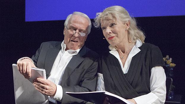 «Zweierleier Live» aus dem Theater Ticino 2012