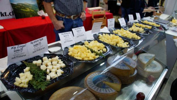 Schlemmen am Slow Food Market 2011