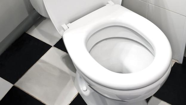 Eine saubere Toilette: Visitenkarte der anderen Art.