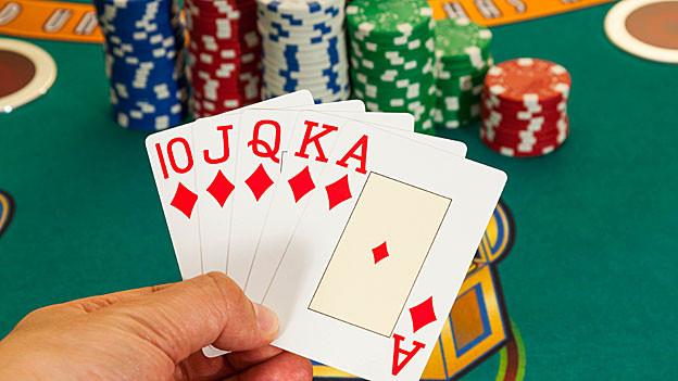 Die Chance, im Glückspiel zu gewinnen ist klein. Trotzdem fordern wir es gerne heraus.
