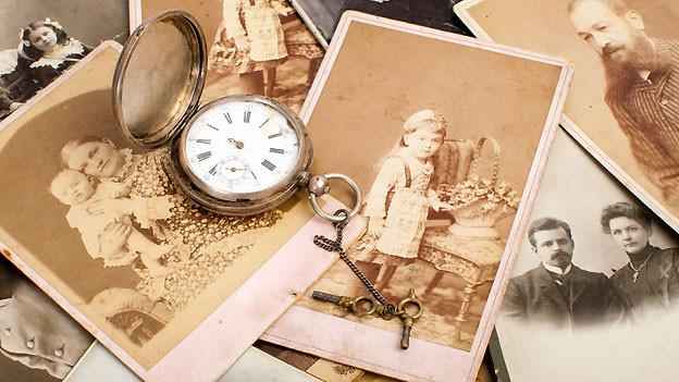 Alte Fotografien sind wunderbare Zeitdokumente, die es sich zu sammeln lohnt.