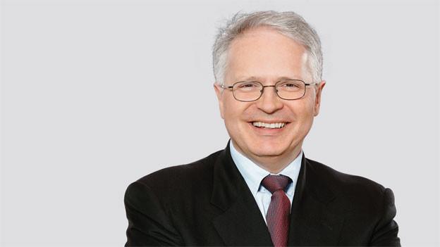 Ruedi Matter, Direktor von Schweizer Radio und Fernsehen SRF.