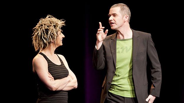 Ursus & Nadeschkin an den «Ohrfeigen» 2011
