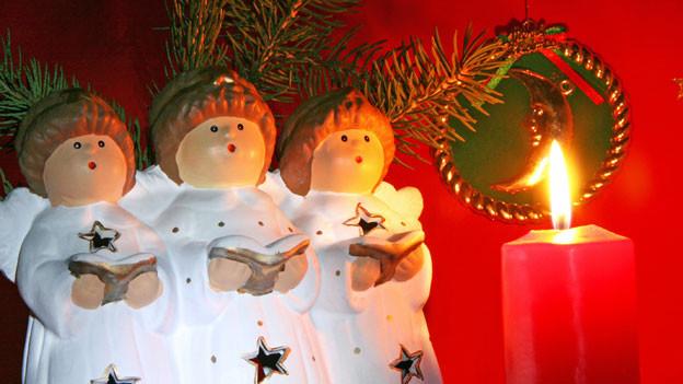Keine Angst vor dem Weihnachtssingen