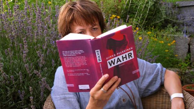Für Susanne Sturzenegger ist «Wahr» ein Buch, das man nicht gerne zur Seite legt.