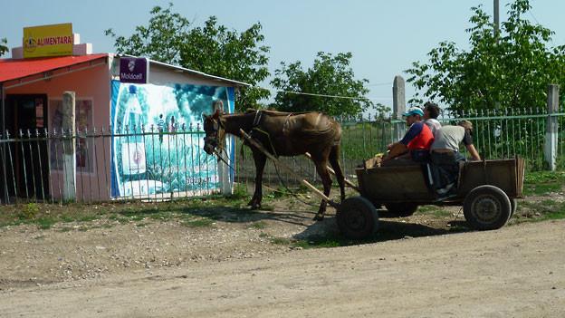 In Moldau gehört der grösste Teil der Bevölkerung zu den Selbstversorgern.
