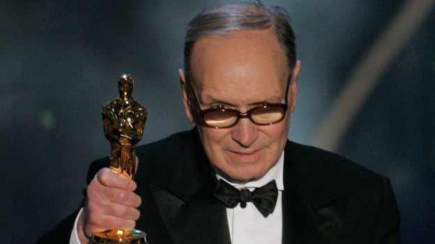 Ennio Morricone erhielt 2007 einen Ehrenoskar für sein musikalisches Gesamtwerk.