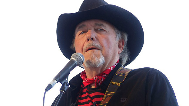 Bobby Bare 2010 am Stagecoach Country Music Festival in Indio, Kalifornien.