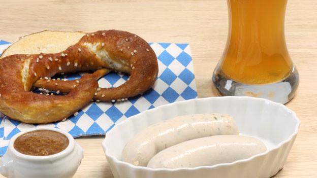 Fehlt das Bier zur Wurst, schmeckt die Wurst bald zu fettig.