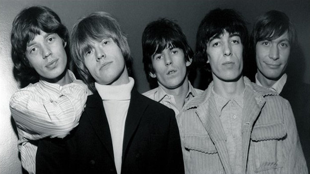 Auch Rock-Opas waren mal jung – Promoaufnahme der Rolling Stones aus dem Jahr 1965.