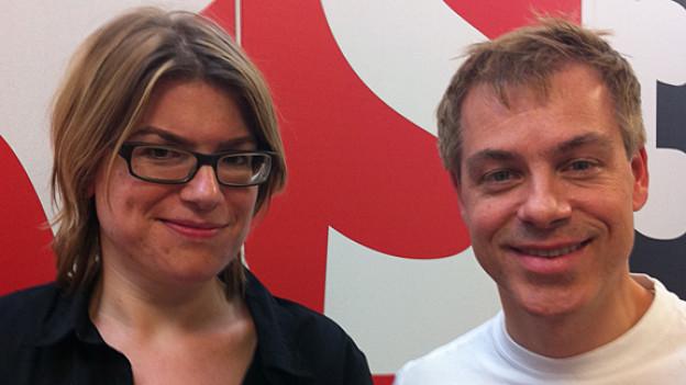 Franziska von Grünigen und Michael Mittermeier