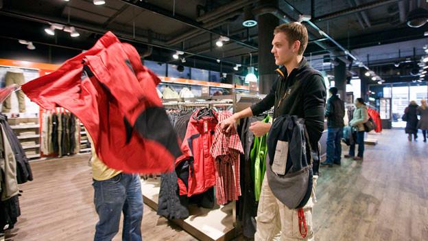 Functional Outerwear: Für Extremsportler geschaffen, vom Bürohengst getragen.