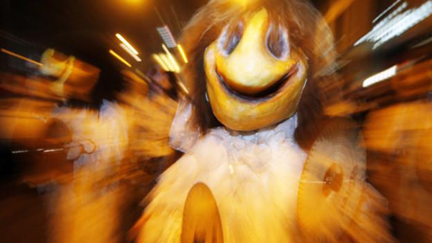 Urknall und «Uslumpete»: Und dazwischen viel grinsende «Gugge»