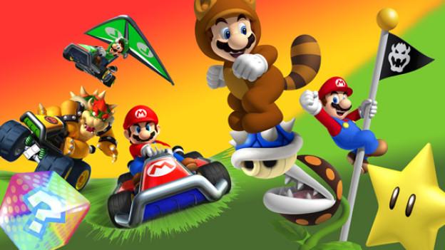 Der doppelte Mario