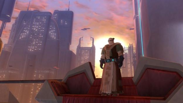 Warten auf das Lichtschwert: «Star Wars: The Old Republic»