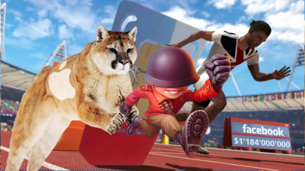 Digital Plus 2012: Der offizielle Podcast der olympischen Spiele (nein, stimmt gar nicht – bitte nicht verklagen, IOC!)