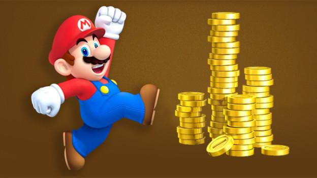 Name: Mario, Beruf: Klempner, Sucht: Goldmünzen