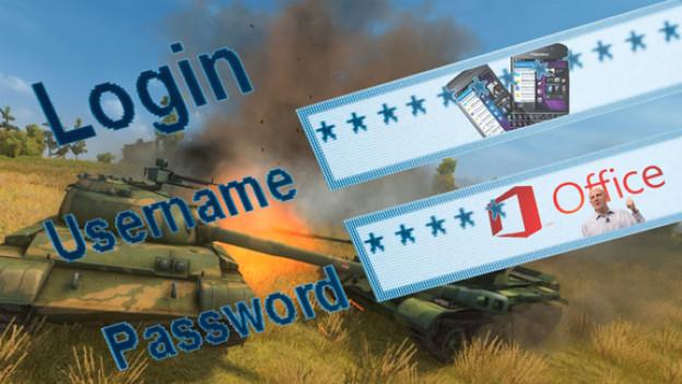 Die Schlacht ums Passwort