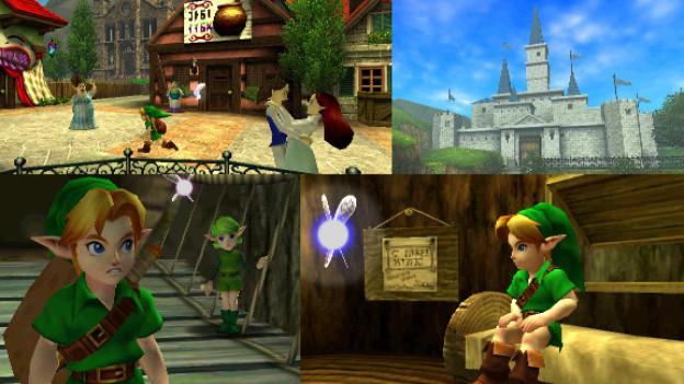 Link und Hyrule erstrahlen in neuem Glanz.