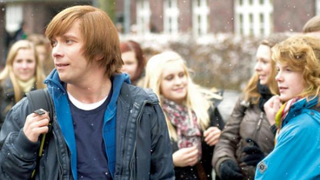 «Jonas»: Schauspieler Christian Ulmen in einem Dokumentarfilm über die Schule.