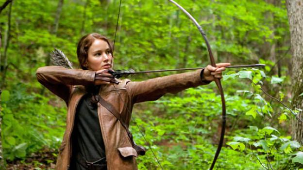 Jennifer Lawrence als mordender Teenager Katniss. Wollen Sie einen wirklich guten Film mit ihr sehen? Dann schauen Sie lieber «Winter's Bone».