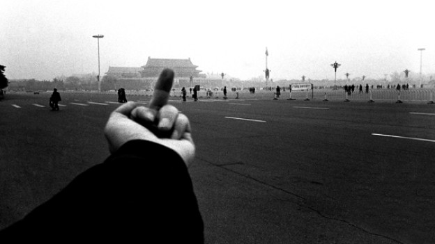 Ist ein komplexes Porträt des Künstlers.«Ai Weiwei: Never Sorry»