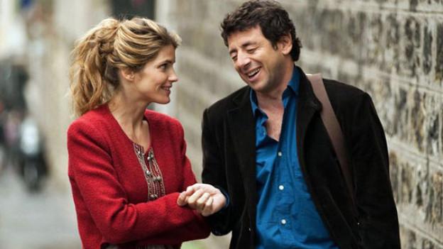 Die Funken, die zwischen Alice (Alice Taglioni) und Victor (Patrick Bruel) sprühen, erinnern anfangs eher an einen Kurzschluss.