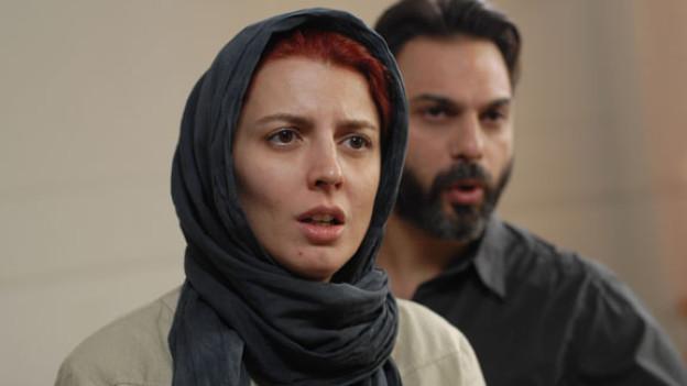 Vor dem Scheidungsrichter: Simin (Leila Hatami) und Nader (Peyman Moadi).