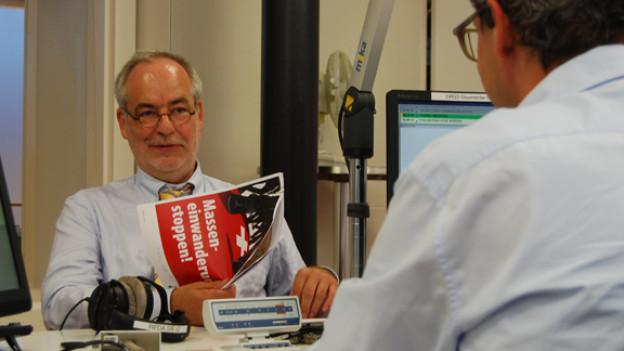 Medienwissenschaftler Otfried Jarren